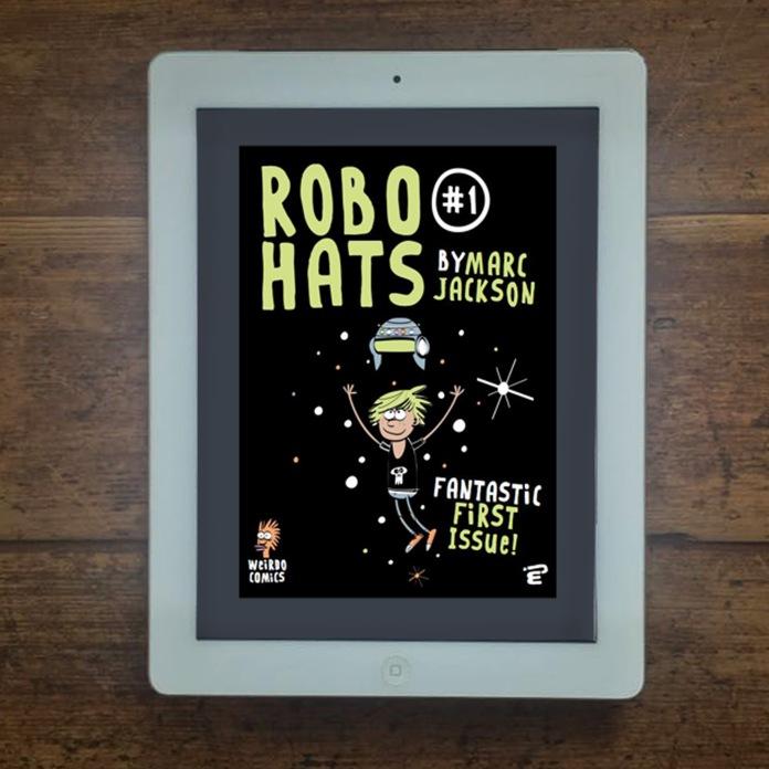 RoboHats2Insta